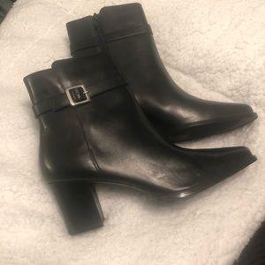 Karen Scott black boot nwot size 8 1/2
